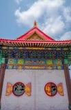 Κινεζικό Temple1 Στοκ Φωτογραφία