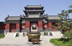 κινεζικό yamato tradional αρχιτεκτον&iot Στοκ φωτογραφία με δικαίωμα ελεύθερης χρήσης