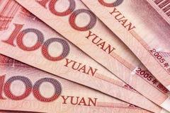 Κινεζικό Yuan Στοκ φωτογραφία με δικαίωμα ελεύθερης χρήσης