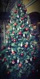 Κινηματογράφηση σε πρώτο πλάνο διακοσμήσεων Χριστουγέννων nopeople στοκ φωτογραφία
