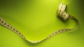 Απώλεια διατροφής και βάρους στοκ εικόνα