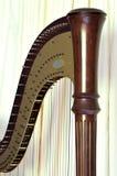 Κινηματογράφηση σε πρώτο πλάνο αρπών πενταλιών Στοκ φωτογραφίες με δικαίωμα ελεύθερης χρήσης