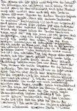 Κινηματογράφηση σε πρώτο πλάνο μιας επιστολής Στοκ Εικόνες