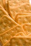Κινηματογράφηση σε πρώτο πλάνο μπισκότων με τις θαμπάδες στοκ εικόνες με δικαίωμα ελεύθερης χρήσης