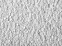 Κινηματογράφηση σε πρώτο πλάνο πολυστυρολίου Στοκ φωτογραφία με δικαίωμα ελεύθερης χρήσης