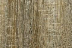 Κινηματογράφηση σε πρώτο πλάνο στην καφετιά κάθετη ξύλινη σύσταση υποβάθρου Στοκ φωτογραφία με δικαίωμα ελεύθερης χρήσης