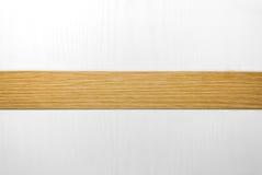 Κινηματογράφηση σε πρώτο πλάνο στο άσπρο και καφετί ξύλινο υπόβαθρο Στοκ Φωτογραφίες