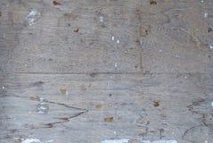 Κινηματογράφηση σε πρώτο πλάνο στο βρώμικη υπόβαθρο ή τη σύσταση κοντραπλακέ Στοκ Εικόνα