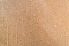 Κινηματογράφηση σε πρώτο πλάνο σύστασης χαρτονιού Στοκ φωτογραφία με δικαίωμα ελεύθερης χρήσης