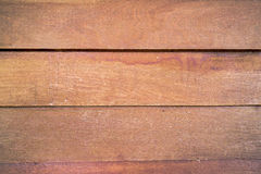 Κινηματογράφηση σε πρώτο πλάνο της ξύλινης σανίδας στον τοίχο ως σύσταση Στοκ Εικόνες