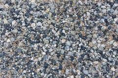 κινηματογράφηση σε πρώτο πλάνο της σύστασης πετρών Στοκ Εικόνες