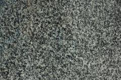 Κινηματογράφηση σε πρώτο πλάνο του γκρίζου υποβάθρου σύστασης γρανίτη Στοκ εικόνα με δικαίωμα ελεύθερης χρήσης