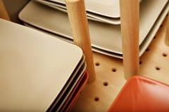 Διαιρέτης στο συρτάρι πιάτων Στοκ Εικόνες