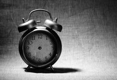 Παλαιό ρολόι συναγερμών Στοκ Φωτογραφίες
