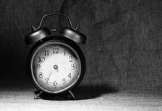 Παλαιό ρολόι συναγερμών Στοκ φωτογραφία με δικαίωμα ελεύθερης χρήσης