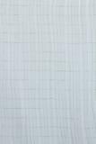 Κινηματογράφηση σε πρώτο πλάνο του πτυχωμένου άσπρου φορέματος Στοκ φωτογραφίες με δικαίωμα ελεύθερης χρήσης