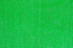 Κινηματογράφηση σε πρώτο πλάνο του υφαντικού υποβάθρου υφασμάτων υφάσματος καμβά Στοκ εικόνα με δικαίωμα ελεύθερης χρήσης