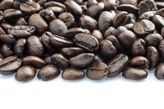 Φασόλια καφέ Στοκ εικόνες με δικαίωμα ελεύθερης χρήσης