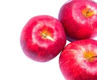 Κινηματογράφηση σε πρώτο πλάνο φρούτων της Apple Στοκ φωτογραφία με δικαίωμα ελεύθερης χρήσης