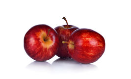 Κινηματογράφηση σε πρώτο πλάνο φρούτων της Apple Στοκ Εικόνες