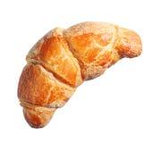 Κινηματογράφηση σε πρώτο πλάνο Croissant Στοκ Φωτογραφία