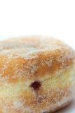 Κινηματογράφηση σε πρώτο πλάνο Doughnut μαρμελάδας Στοκ φωτογραφίες με δικαίωμα ελεύθερης χρήσης