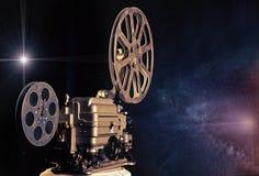 Κινηματογράφος - μηχανή των ονείρων Στοκ Φωτογραφία