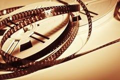 κινηματογράφος ταινιών Στοκ Εικόνα