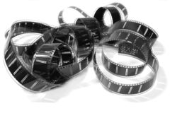 κινηματογράφος ταινιών 35mm Στοκ Φωτογραφίες