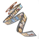 Κινηματογράφος της Αφρικής Στοκ εικόνα με δικαίωμα ελεύθερης χρήσης