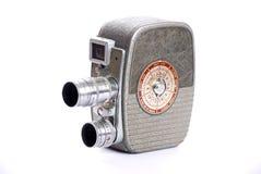 κινηματογράφος φωτογραφικών μηχανών αναδρομικός Στοκ Φωτογραφία