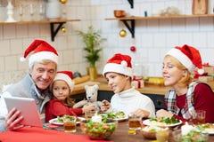 Κινηματογράφος Χριστουγέννων προσοχής Στοκ εικόνες με δικαίωμα ελεύθερης χρήσης