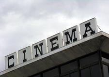 κινηματογράφος Στοκ Φωτογραφίες