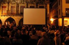 κινηματογράφος Στοκ εικόνα με δικαίωμα ελεύθερης χρήσης