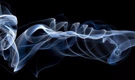 Κινηματογραφήσεις σε πρώτο πλάνο καπνού Στοκ φωτογραφία με δικαίωμα ελεύθερης χρήσης