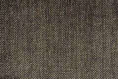 Κινηματογραφήσεων σε πρώτο πλάνο μαύρη σύσταση υφασμάτων χρώματος συνθετική - σχέδιο σχεδίων στοκ εικόνα
