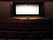 κινηματογραφική αίθουσα Στοκ φωτογραφίες με δικαίωμα ελεύθερης χρήσης