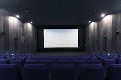 κινηματογραφική αίθουσ&alp Στοκ Εικόνες