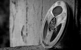 κινηματογραφικό εξέλικτρο βιομηχανίας κινηματογράφου έννοιας Στοκ Φωτογραφίες