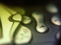 Κινητά κουμπιά Στοκ Εικόνες