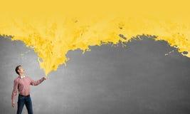 Κινητές κλήσεις Στοκ φωτογραφίες με δικαίωμα ελεύθερης χρήσης