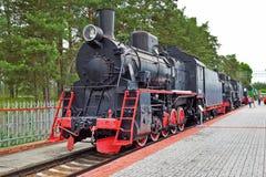 Κινητήρια σειρά ER 789-91 φορτίου Μουσείο του Novosibirsk του railw Στοκ εικόνα με δικαίωμα ελεύθερης χρήσης