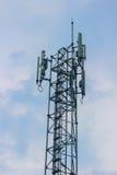 Κινητή θέση τηλεφωνικών σημάτων Στοκ φωτογραφίες με δικαίωμα ελεύθερης χρήσης