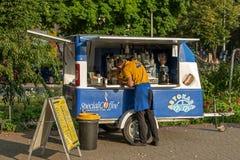Κινητός καφές Στοκ Εικόνα