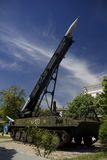κινητός πύραυλος προωθη&tau Στοκ φωτογραφία με δικαίωμα ελεύθερης χρήσης