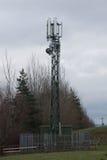 Κινητός τηλεφωνικός ιστός στοκ φωτογραφία με δικαίωμα ελεύθερης χρήσης
