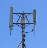 Κινητός τηλεφωνικός κινητός πύργος Στοκ Εικόνα