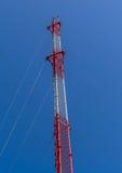 Κινητός τηλεφωνικός πύργος Στοκ Εικόνες