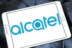 Κινητό λογότυπο της Alcatel Στοκ εικόνα με δικαίωμα ελεύθερης χρήσης