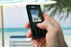 κινητό πλάνο Στοκ εικόνα με δικαίωμα ελεύθερης χρήσης